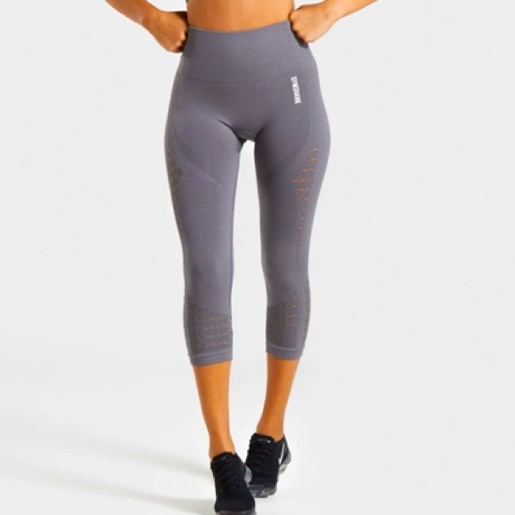 Gym Shark Energy Crop Leggings